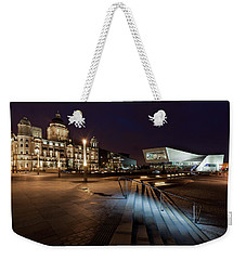 Liverpool - The Old And The New  Weekender Tote Bag