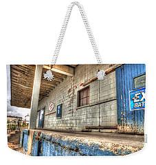 Loading Dock Weekender Tote Bag