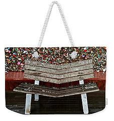 Locks Of Love 2 Weekender Tote Bag by Kume Bryant