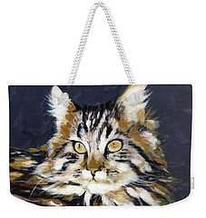 Looking At Me? Weekender Tote Bag