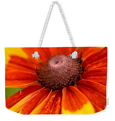 Weekender Tote Bag featuring the photograph Looking Susan In The Eye by JD Grimes