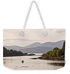 Looking To The Isle Of Mull Weekender Tote Bag