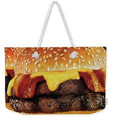 Looks Like Lunch Is Here Weekender Tote Bag