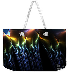 Looks Like Rain Weekender Tote Bag