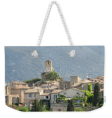 Lourmarin In Provence Weekender Tote Bag by Carla Parris