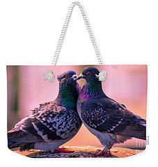 Love At First Site Weekender Tote Bag