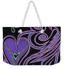 Love So Precious Weekender Tote Bag