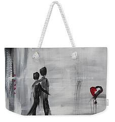 Love Story 1 Weekender Tote Bag