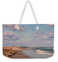 Low Tide Stroll Weekender Tote Bag