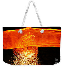 Luminosity Weekender Tote Bag