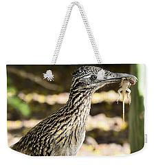 Lunch Anyone Weekender Tote Bag by Saija  Lehtonen
