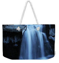 Lundbreck Falls Weekender Tote Bag by Alyce Taylor
