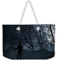 Macabre Weekender Tote Bag by Lourry Legarde