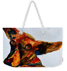 Macey Weekender Tote Bag