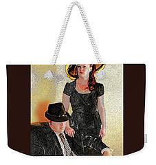 Mafioso Weekender Tote Bag