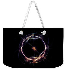 Magic Healing Weekender Tote Bag by Maciek Froncisz