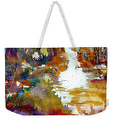 Magic Trail Weekender Tote Bag