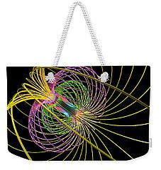 Magnetism 3 Weekender Tote Bag