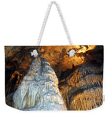 Weekender Tote Bag featuring the photograph Magnificence by Lynda Lehmann