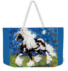 Majestic One Weekender Tote Bag by Mary Armstrong