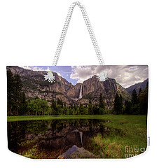 Majestic Reflections Weekender Tote Bag