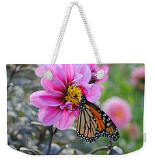 Weekender Tote Bag featuring the photograph Making Things New by Michael Frank Jr