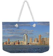 Manhattan - Hudson View Weekender Tote Bag