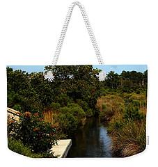Manns Harbor Marsh Weekender Tote Bag
