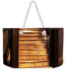 Marble Stairs Weekender Tote Bag