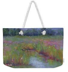 Marsh Colors Weekender Tote Bag