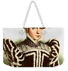 Mary I, Queen Of England And Ireland Weekender Tote Bag