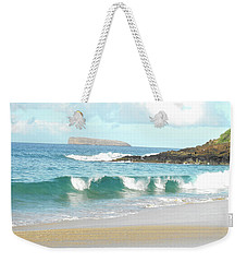 Maui Hawaii Beach Weekender Tote Bag