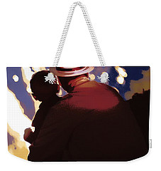 Me And Papa - 4th Of July Weekender Tote Bag