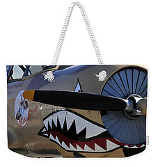 Mean Machine Weekender Tote Bag by David Lee Thompson