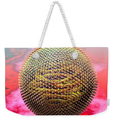 Measles Virus Weekender Tote Bag