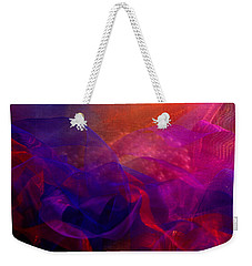 Weekender Tote Bag featuring the photograph Memories by Nareeta Martin
