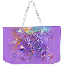 Memories Of Mardi Gras Weekender Tote Bag