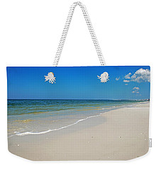 Mexico Beach Weekender Tote Bag by Kay Lovingood
