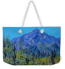 Mexico. Countryside Weekender Tote Bag