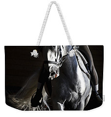 Midnight Ride Weekender Tote Bag by Wes and Dotty Weber