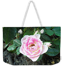 Miniature Rose Weekender Tote Bag