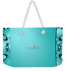 Mint Weekender Tote Bag
