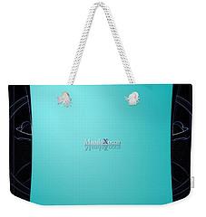 Mint Side Weekender Tote Bag