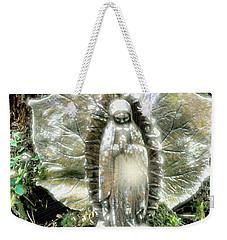 Miracle In My Garden Weekender Tote Bag