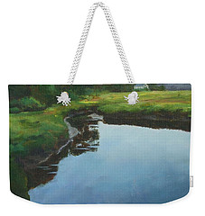 Mirror Creek In Essex Weekender Tote Bag