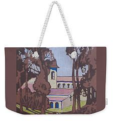 Mission 1 Weekender Tote Bag