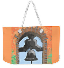 Mission Bell Weekender Tote Bag