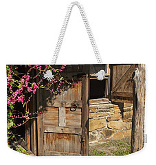 Weekender Tote Bag featuring the photograph Mission San Jose 3 by Susan Rovira