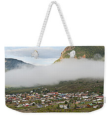 Misty Silverton Colorado Weekender Tote Bag