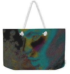 Mixcolor Weekender Tote Bag